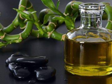 Les bienfaits de l'huile végétale