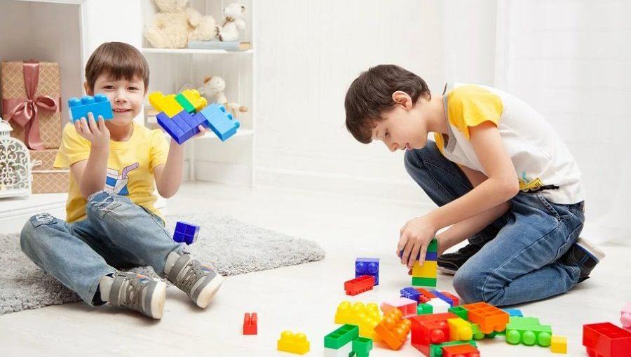 Désinfecter les jouets des enfants
